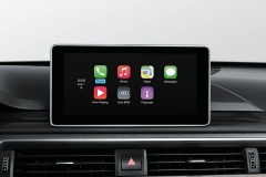 CarPlay 2016 Audi A4 Avant/Limousine
