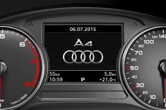 Fahrerinformationssystem 2016 Audi A4 Avant/Limousine