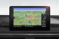 MMI Navigation 2016 Audi A4 Avant/Limousine