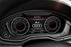 Audi virtual cockpit 2016 Audi A4 Avant/Limousine