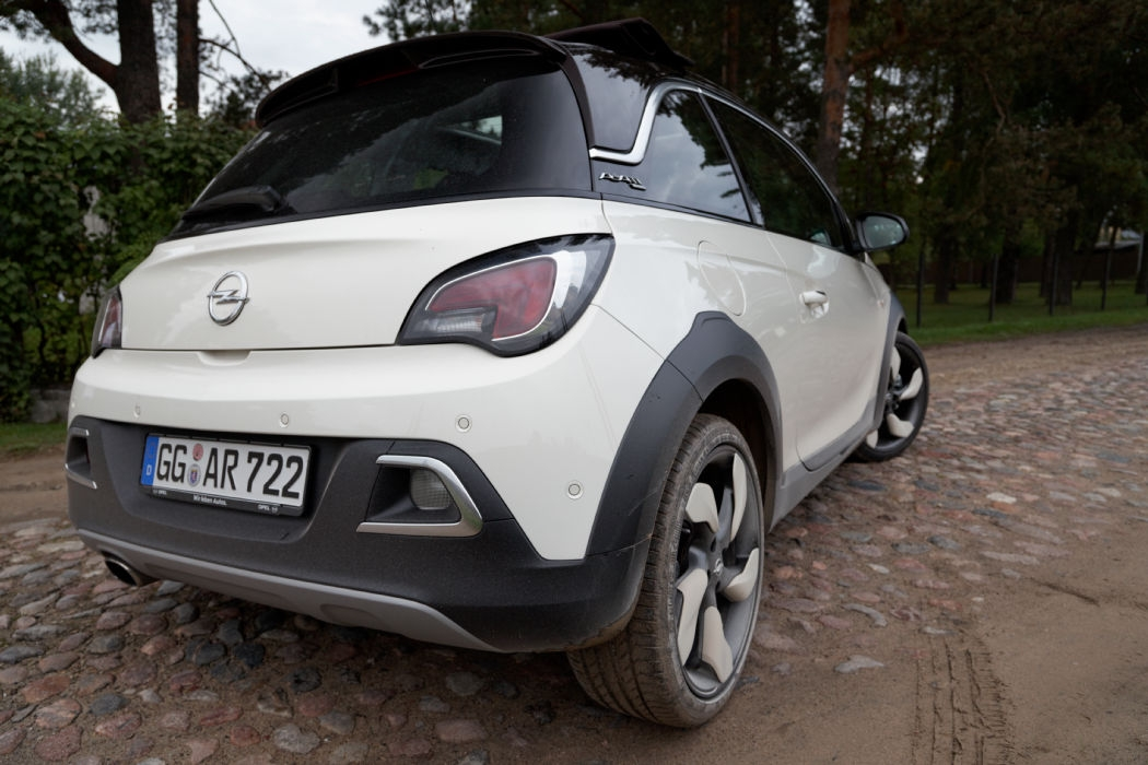 2015 opel adam rocks vorstellung testdrive review. Black Bedroom Furniture Sets. Home Design Ideas
