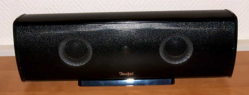 Teufel LT 2 Heimkino-Säulen-Lautsprecher im Test - Das kleine ...